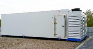 Przenośna Komora Szokowego Mrożenia new ISOBlast 50 kW